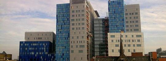 The Royal London Hospital. Bid Team Co- Leader. £1.2 Bn. Preferred bidder.